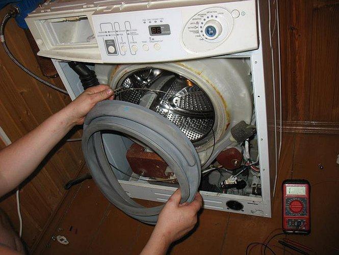 Ремонт стиральных машин lg своими рука